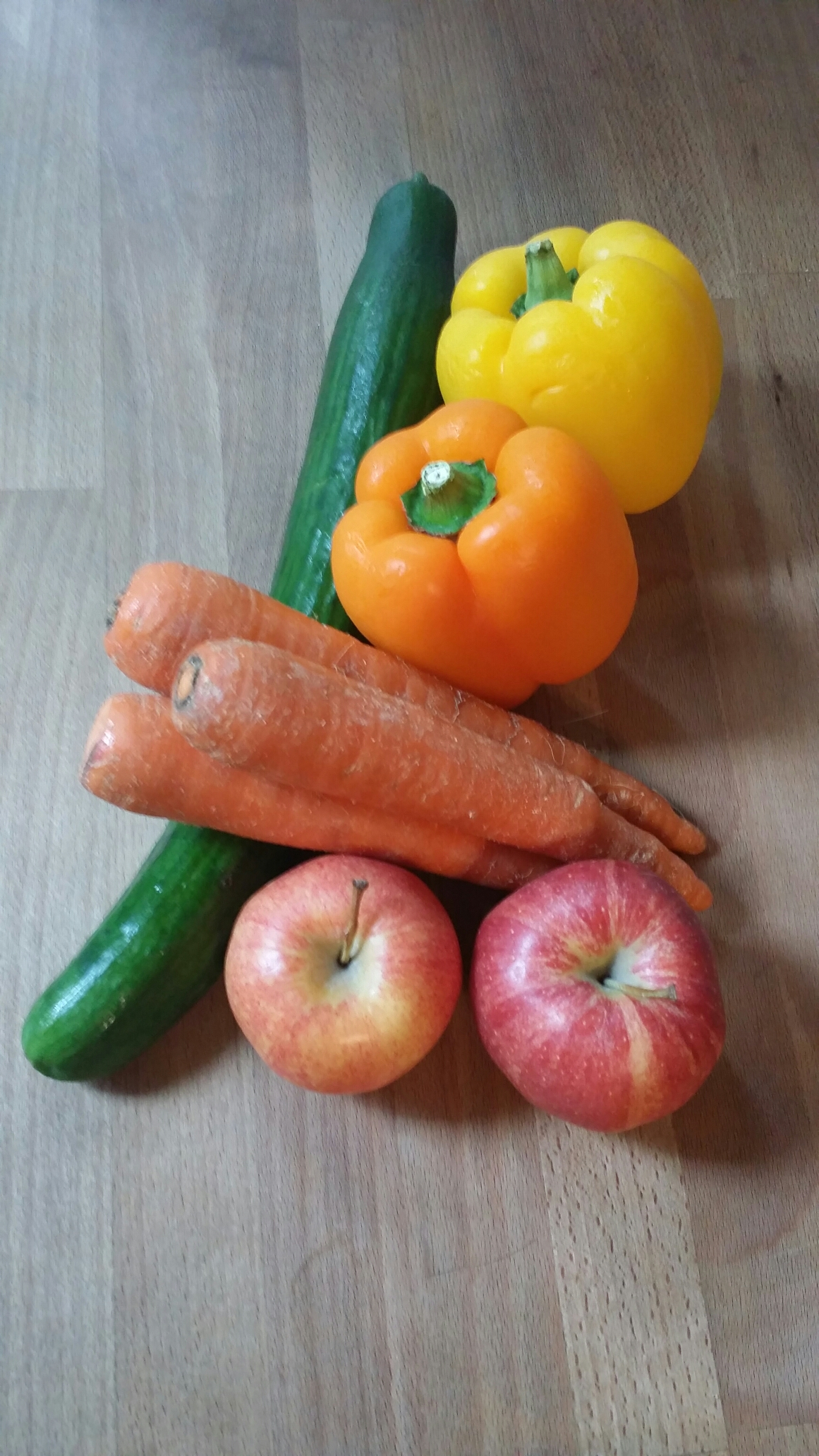 Fruit and Veggies
