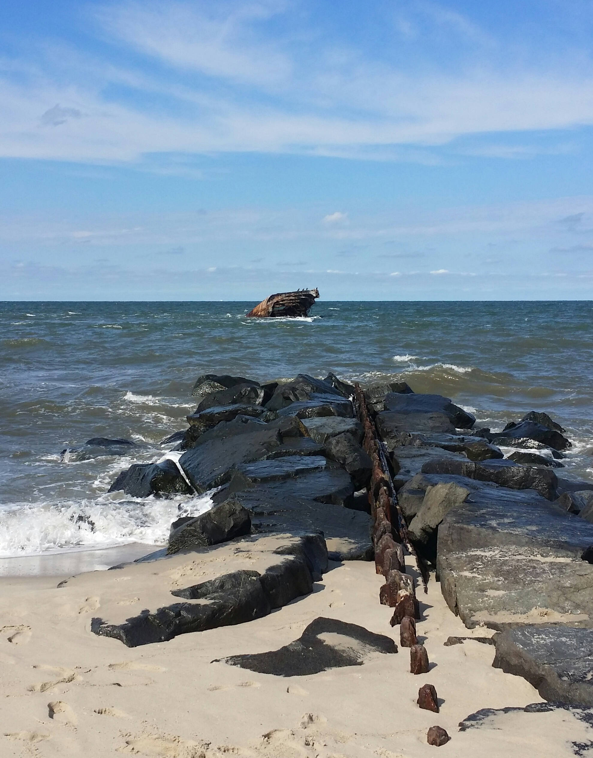 Cape May Shipwreck