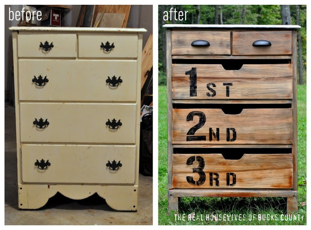 Anthropologie Ordinal Dresser DIY