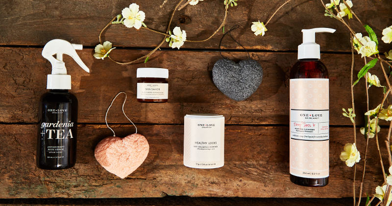 Organic Skin Care---Spa Days at Home