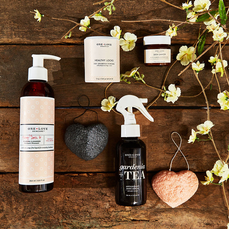 One Love Organic Skin Care---Spa Days at Home