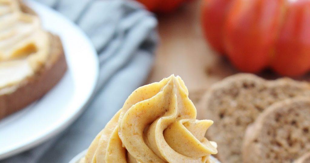 Try This---Homemade Pumpkin Honey Butter