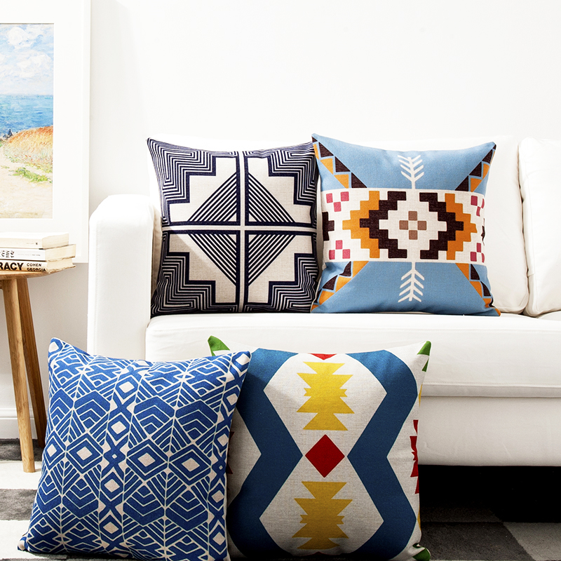Trend Alert---Kilim Woven Rugs and Accessories