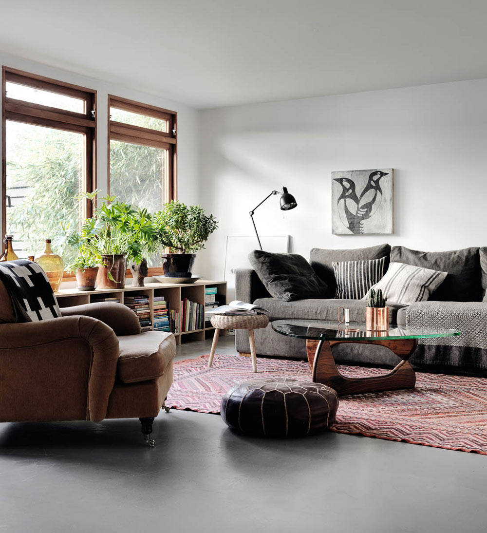 The Best, Eclectic Scandinavian Interior You've Seen