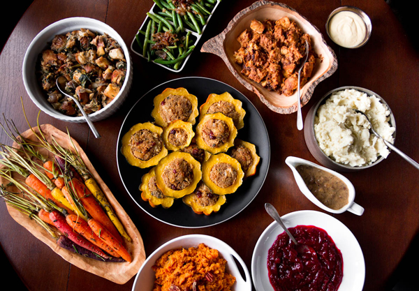How to Not Starve Your Vegetarian Friends on Thanksgiving