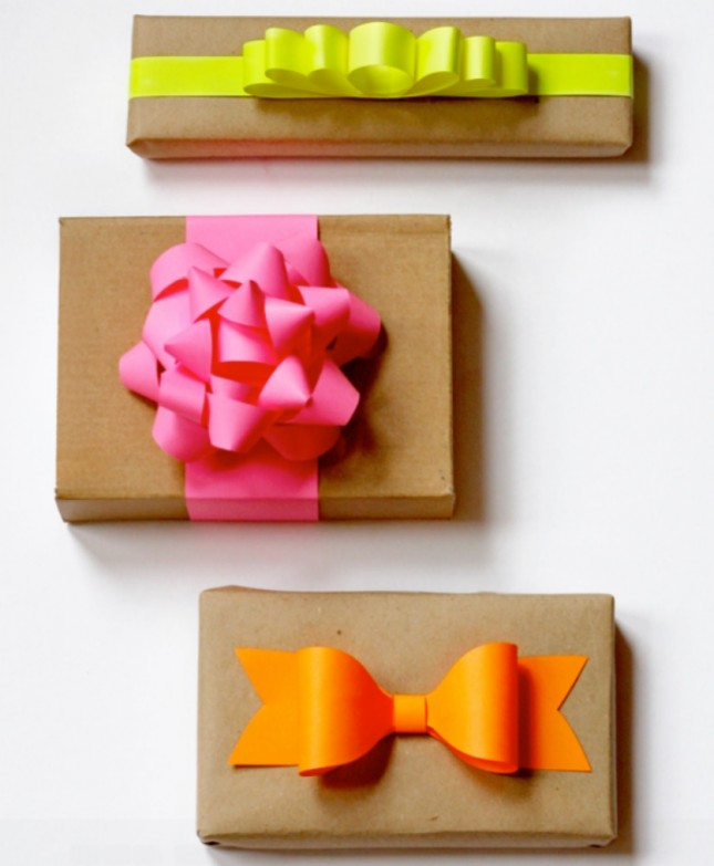 21 Ways to Upgrade Your Butcher Paper Gift Wrap