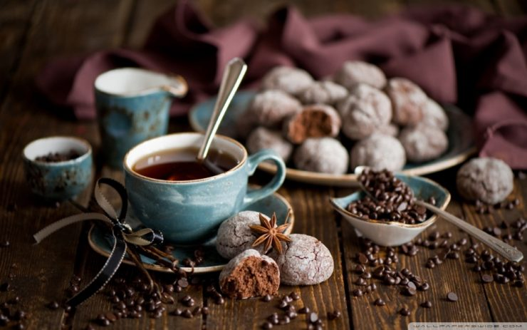 Try This---Gingerbread Coffee