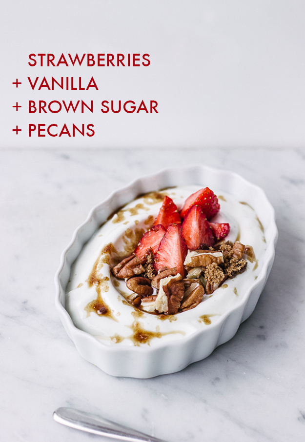 Try This---The Definitive List of Delicious Yogurt Topping Combos