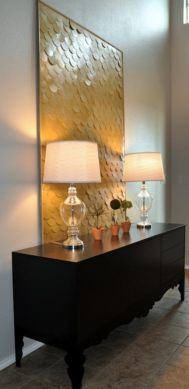 diy wall art projects that you can make this weekend even. Black Bedroom Furniture Sets. Home Design Ideas