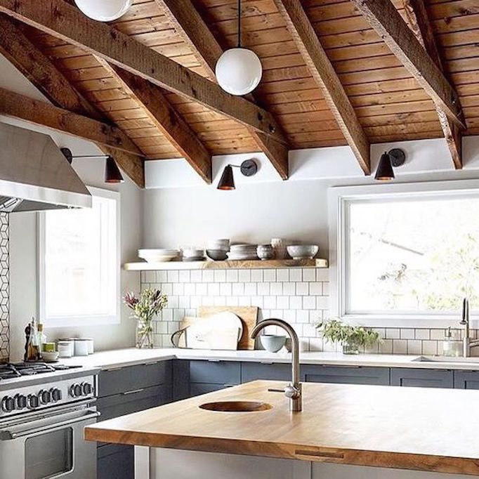These Open Shelf Kitchen Designs Will Forever Silence Your