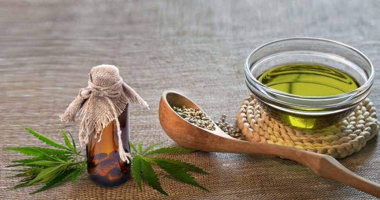 DIY Hemp Seed Oil Facial Cleanser---Spa Days at Home