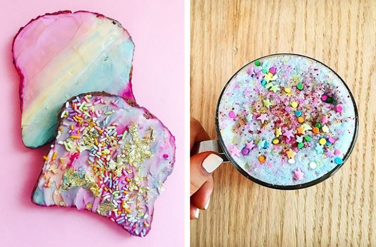 Trend Alert---Healthy Unicorn Food Trend